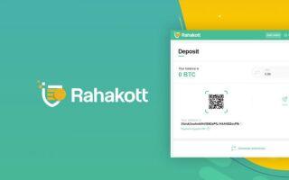 Онлайн-кошелек для криптовалюты Rahakott: регистрация, пополнение счета, особенности
