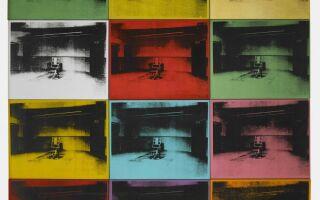 Картину Энди Уорхола продали за 5,6 млн. долларов в биткоинах