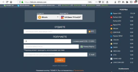 Вывод биткоинов инструкция форекс котировки акций онлайн